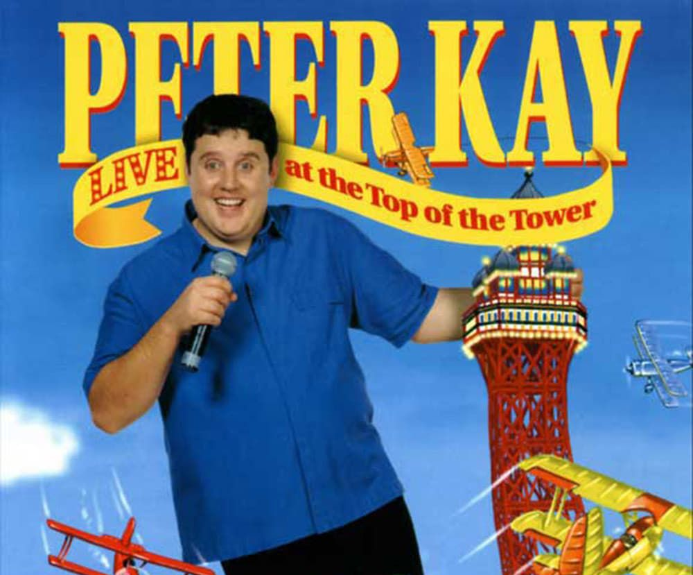 """Like Stars In Their Eyes - BUT GOOD!!"" Peter Kay"